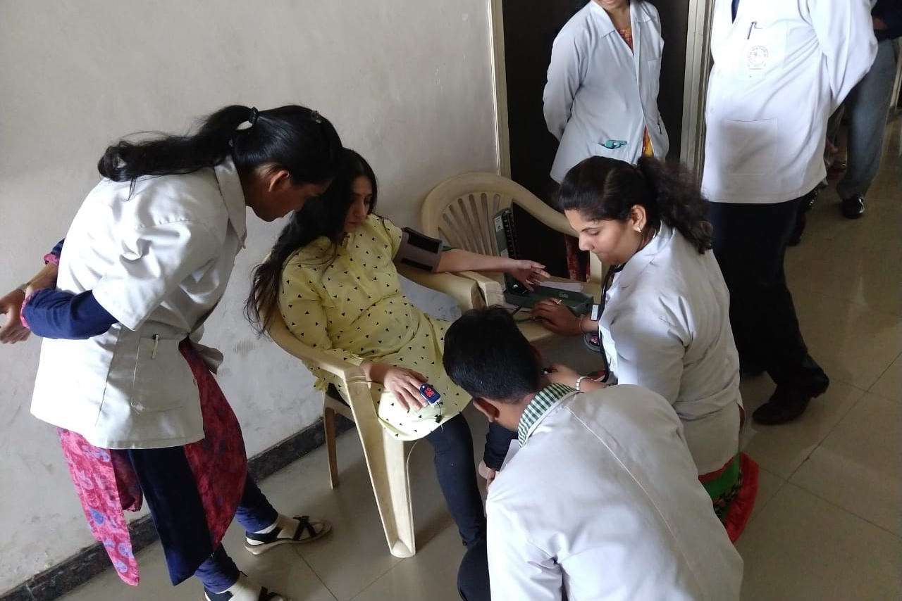 Phyisiotherapy Camp, Pune