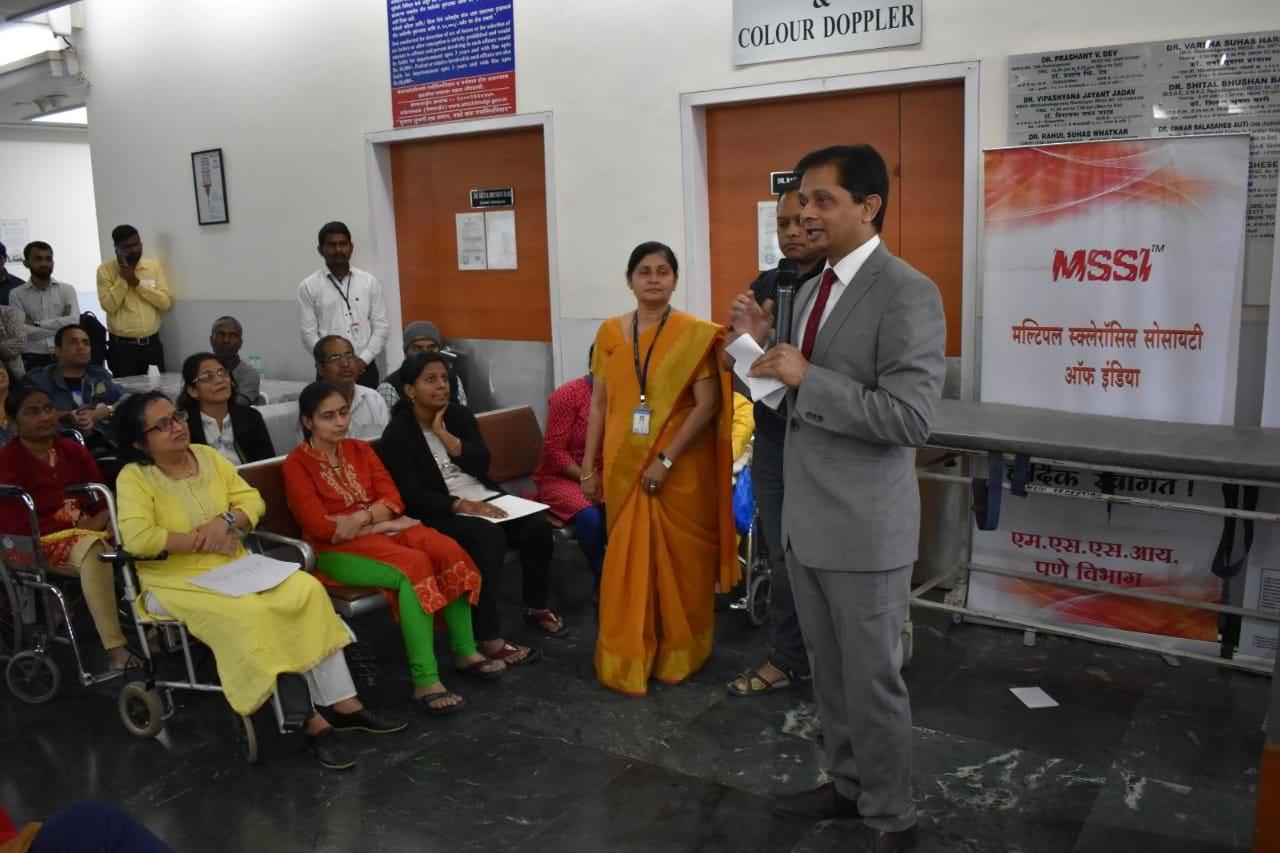 Medical Camp Report – Pune