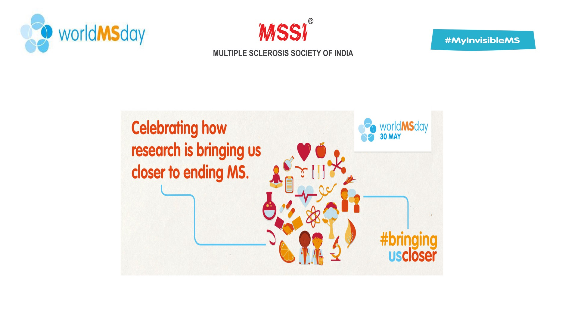World MS Day Update – May 2019