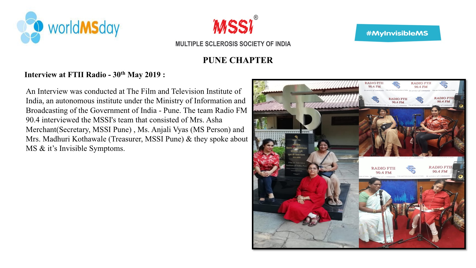 MSSI Blog – Multiple Sclerosis Society of India (MSSI)