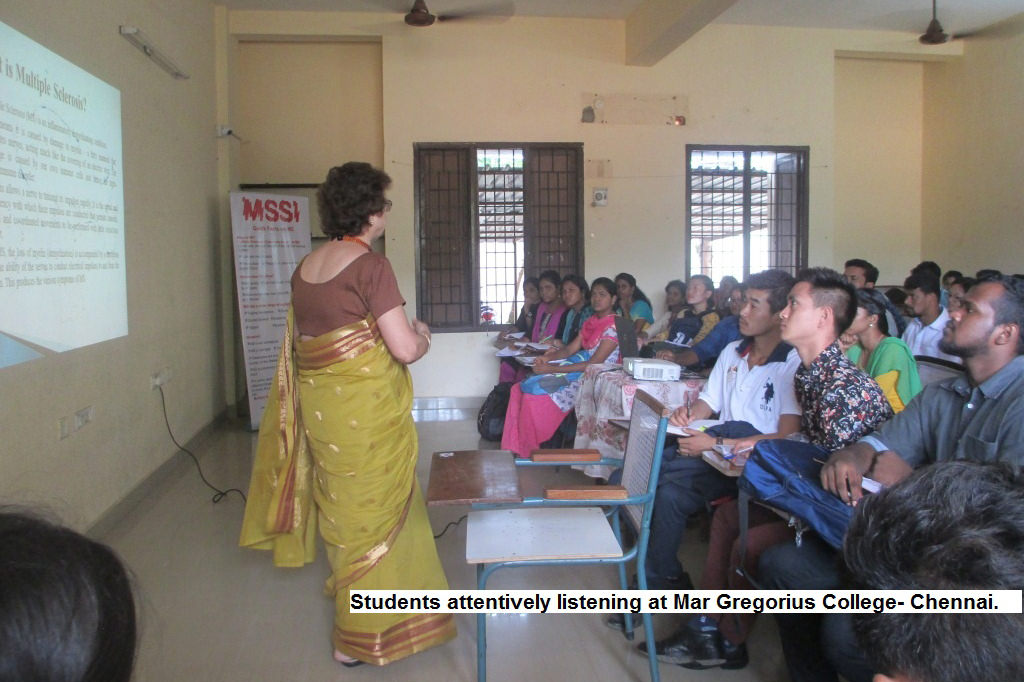 Awareness Programme at Colleges