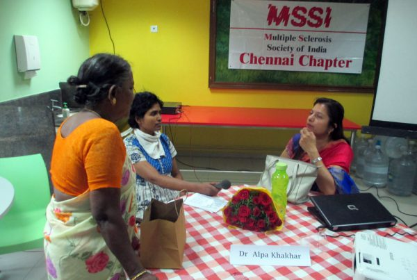 Chennai Chapter – Multiple Sclerosis Society of India (MSSI)