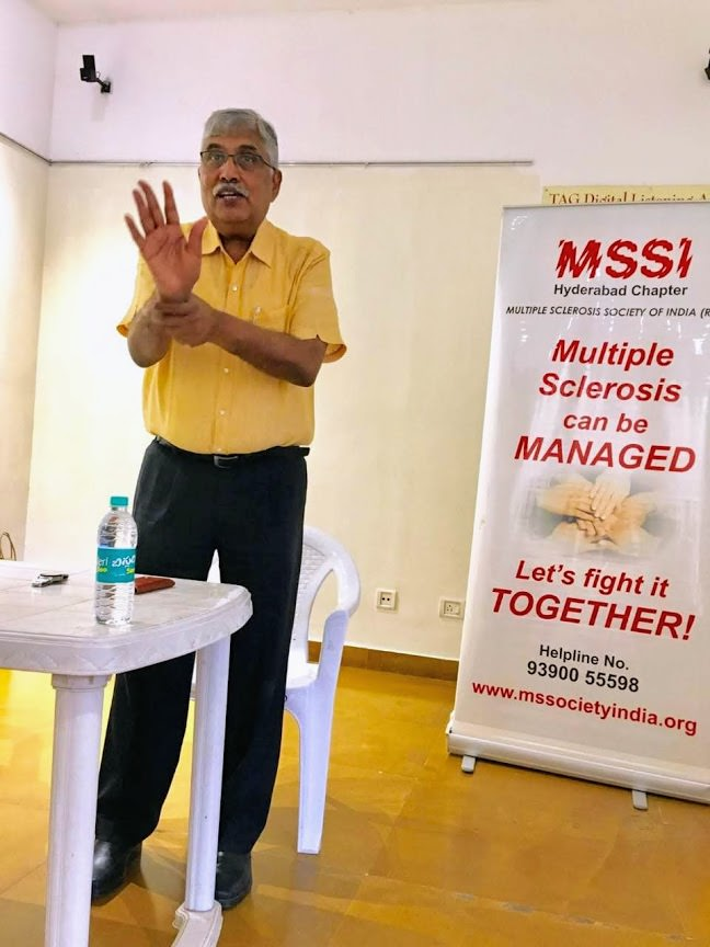 Hyderabad – Multiple Sclerosis Society of India (MSSI)