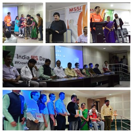 India MS Day at PMSSY Hospital