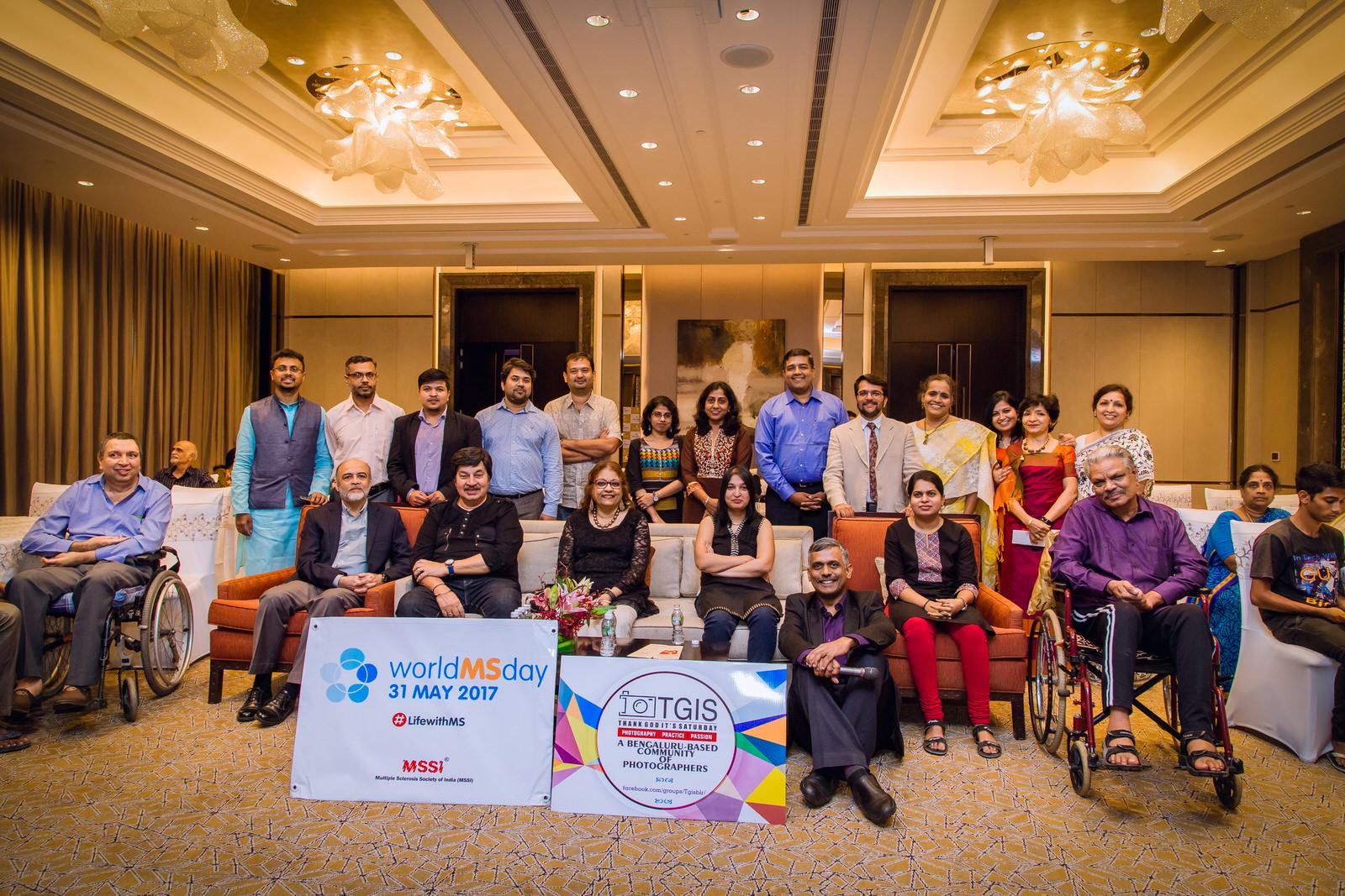 World MS Day 2017 – Bangalore