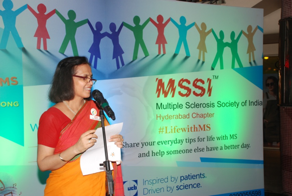 World MS Day 2017 – Hyderabad