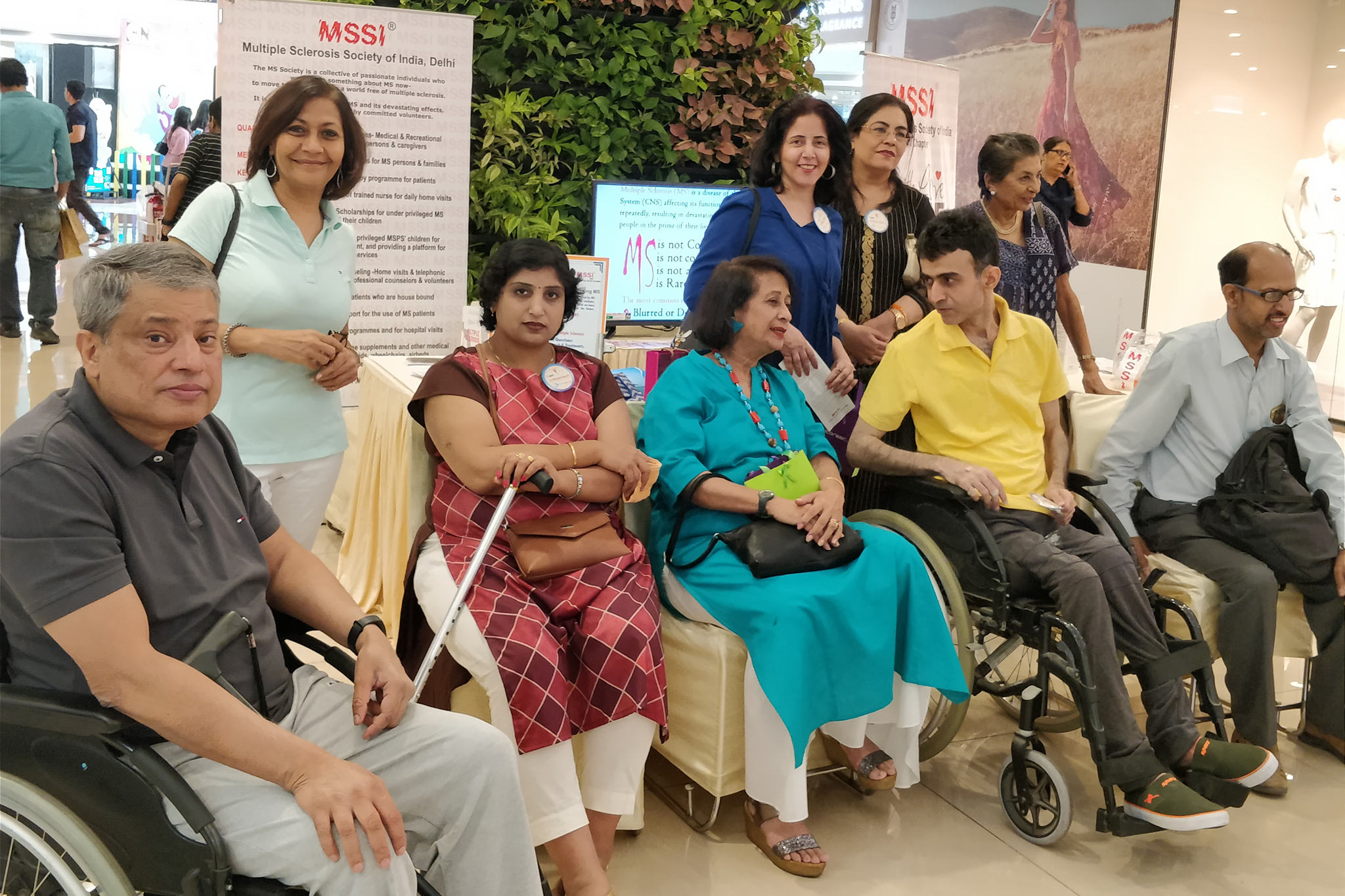 Delhi Chapter – Multiple Sclerosis Society of India (MSSI)