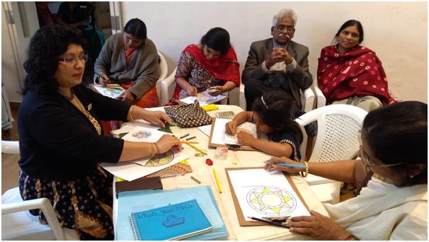 Manadala Art Event