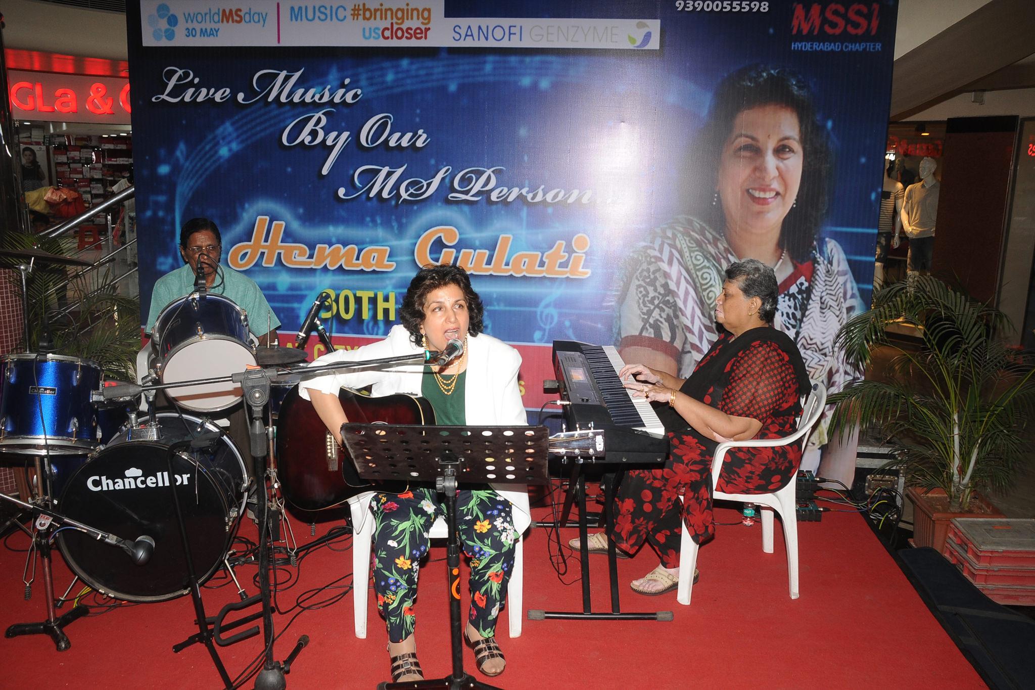 World MS Day – Musical Evening – Hyderabad