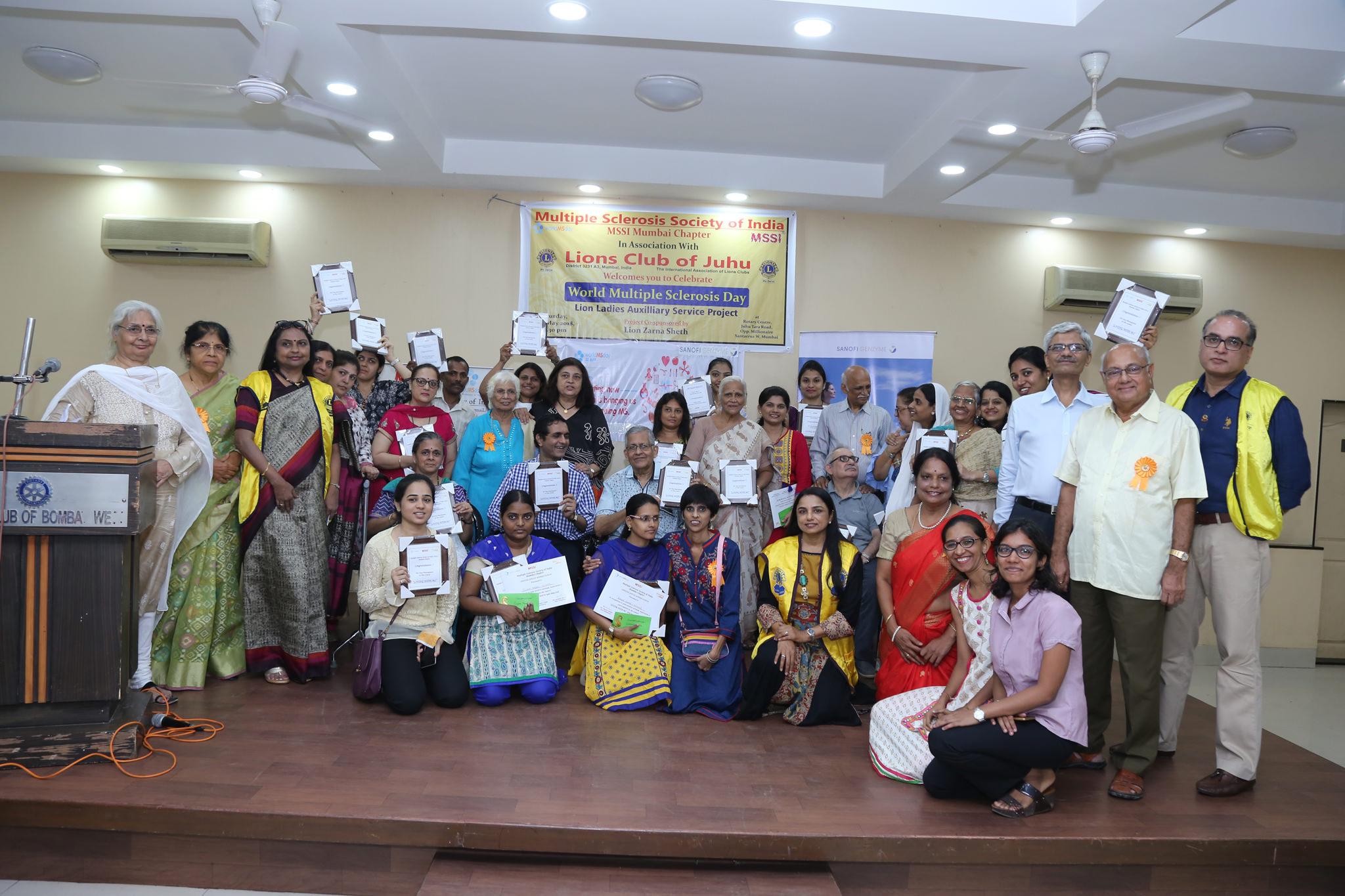 World MS Day 2018 – Mumbai
