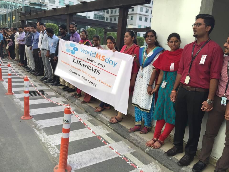 World MS Day 2017 – Chennai