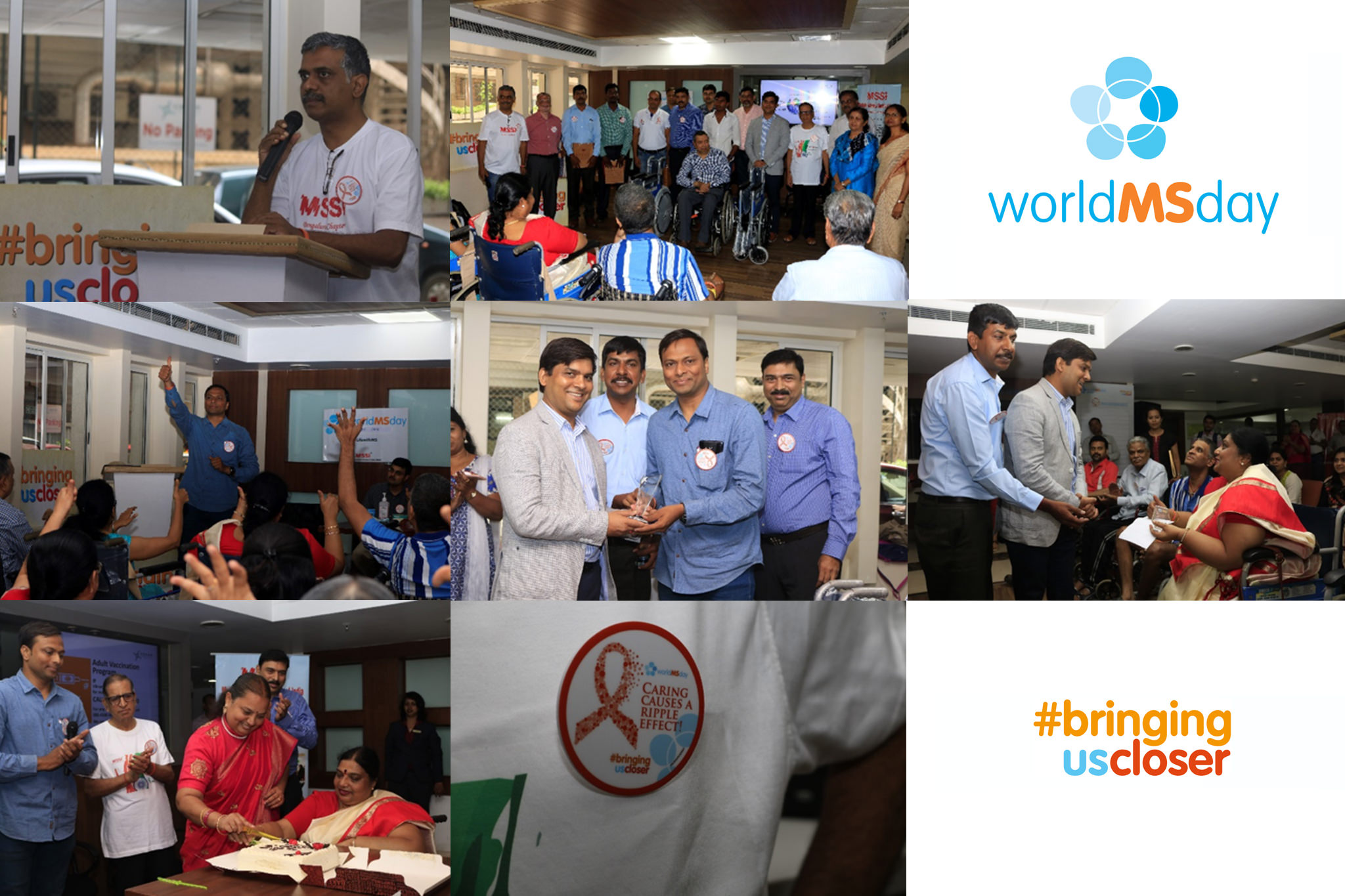 World MS Day 2018 – Bangalore – Camp